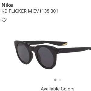 Nike KD FLICKER M EV1135 black sunglasses, new